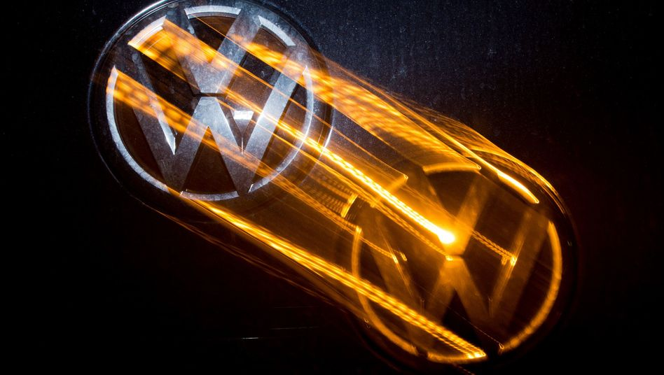 VW-Logo: Digitales Vertrauen verspielt