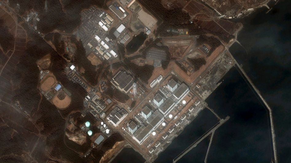 AKW Fukushima II: Kühlsysteme heruntergefahren