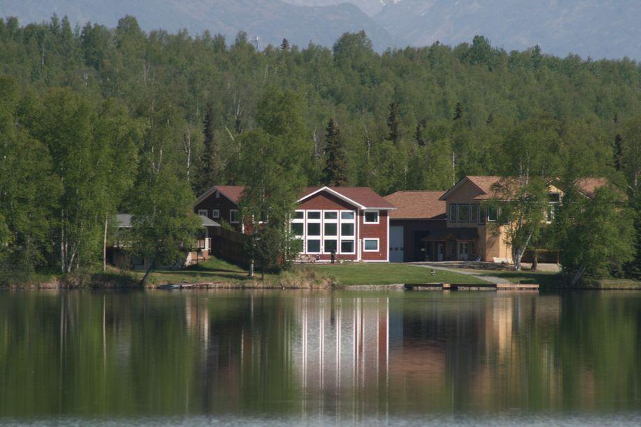 Sarah Palin: Rustikal in Alaska - DER SPIEGEL