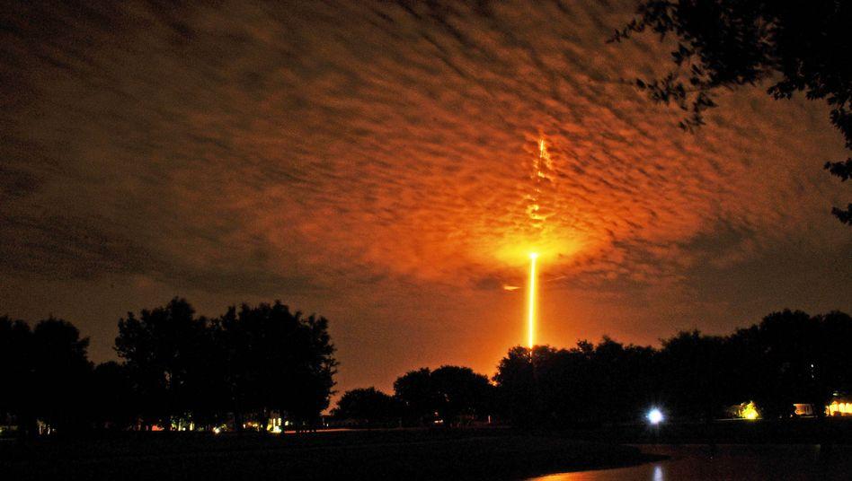 SpaceX Falcon 9 startet in Cape Canaveral (Archivbild)
