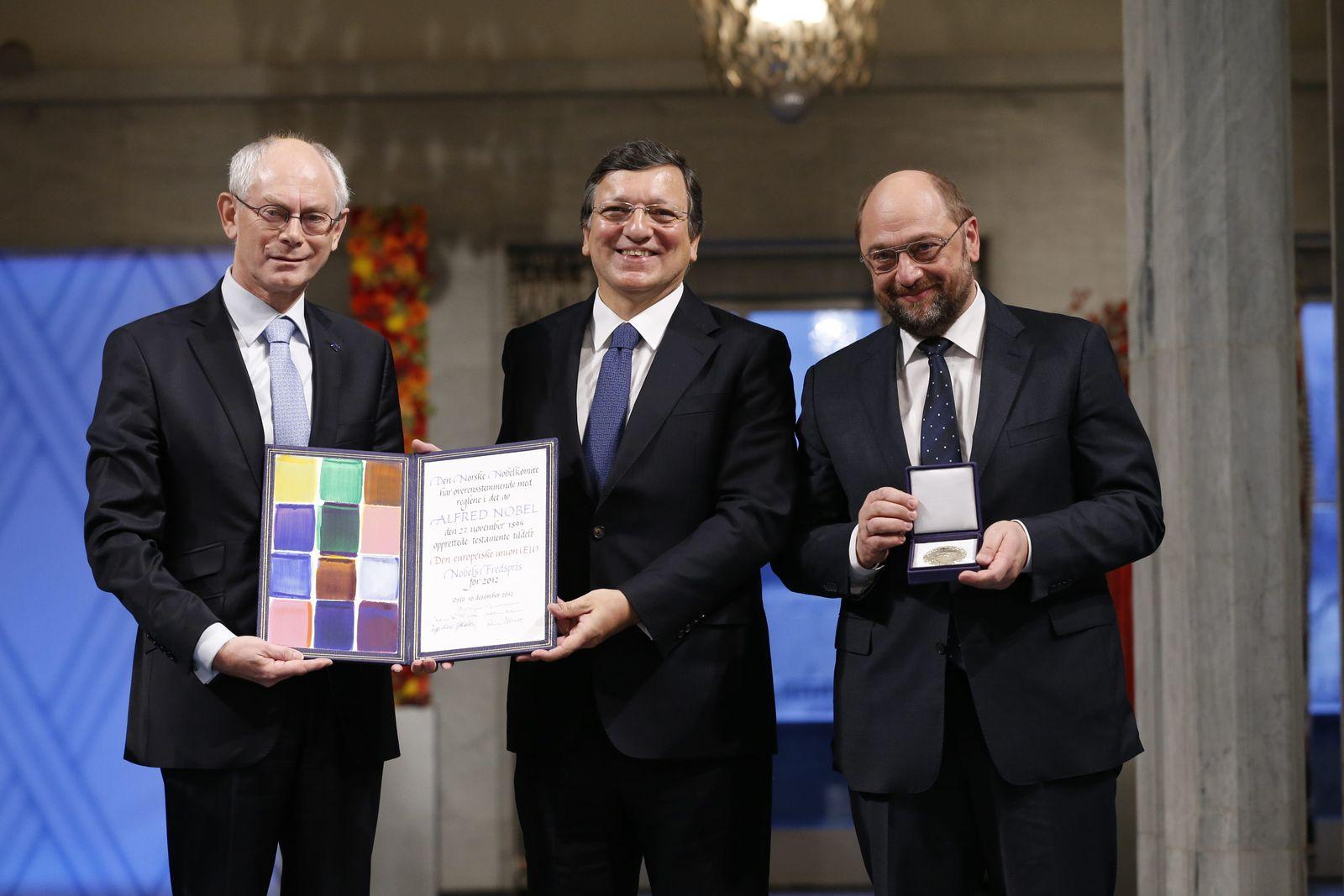 Oslo / Nobelpreis XXL