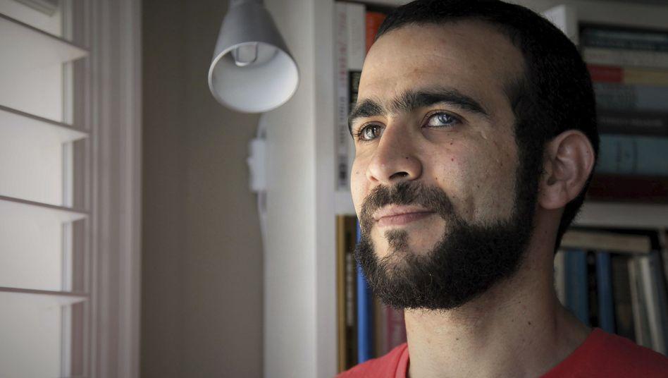 Omar Khadr in Mississauga, Kanada