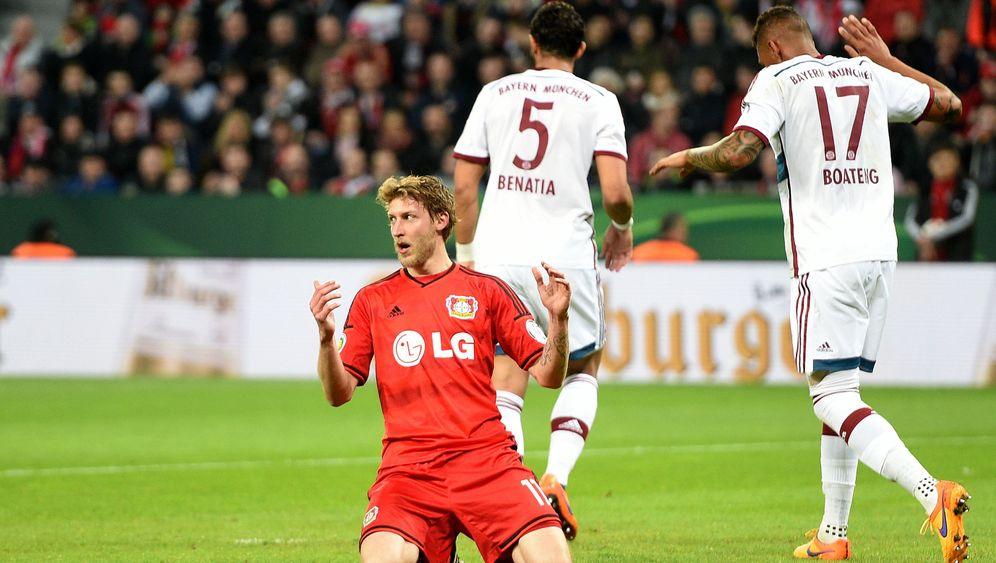 Bayern schlägt Leverkusen im Elfmeterschießen: Cool verwandelt