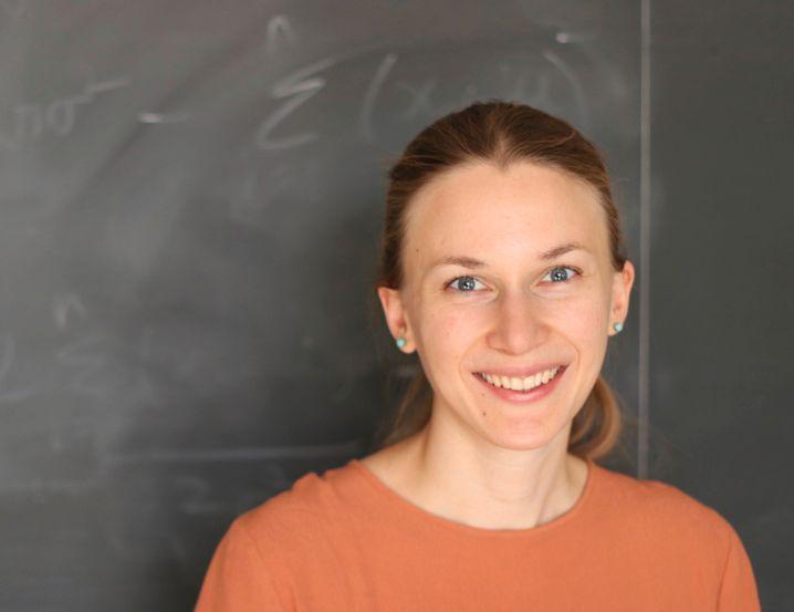 Lynn Kaack forscht an der Schnittstelle von Technologie und Klimawandel