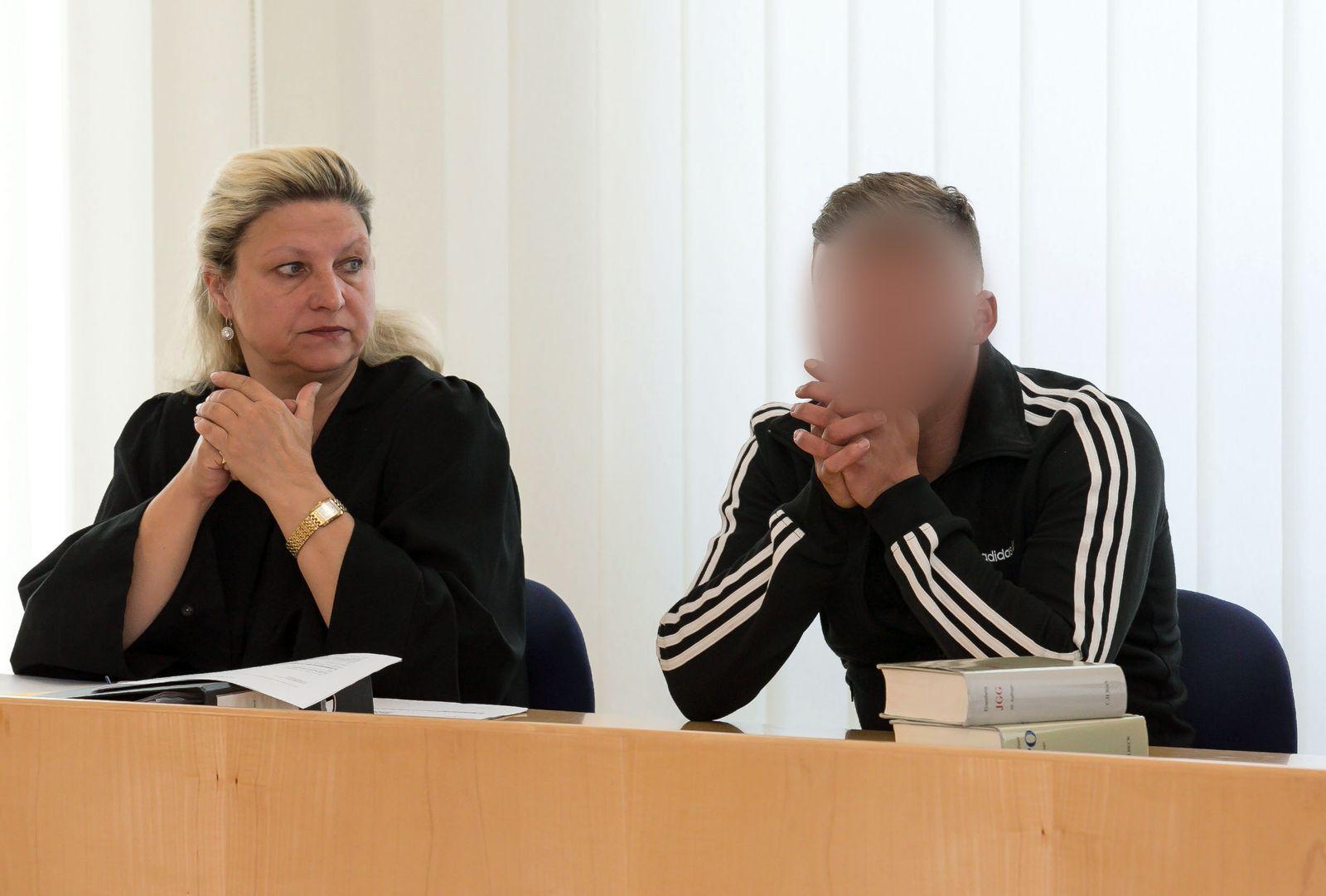 Prozess/ Schläger/ Bad Schandau