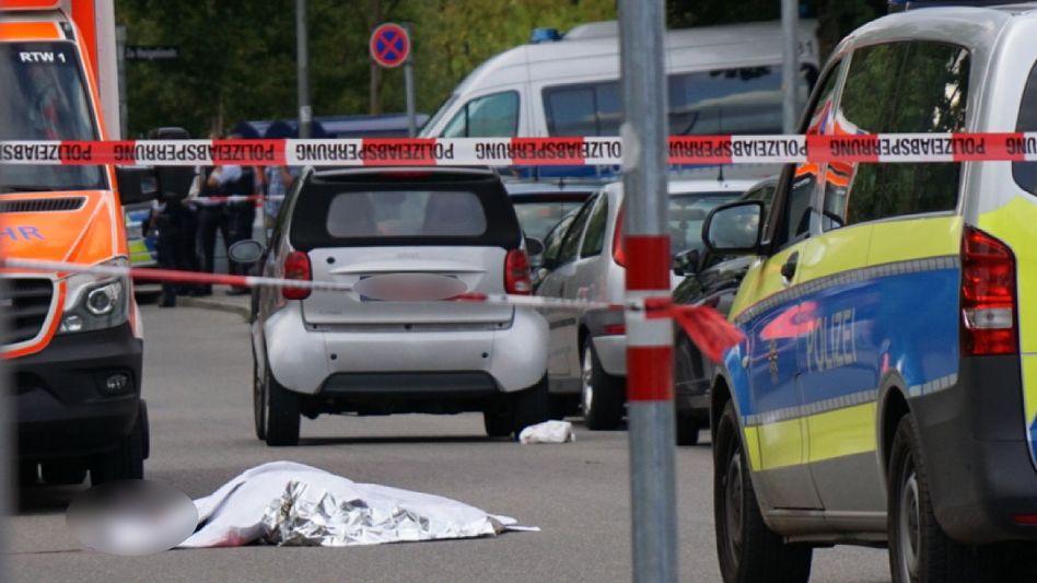 Tatort in Stuttgart: Hintergründe sind noch unklar