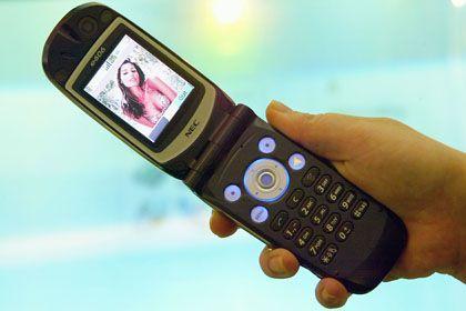Sexting: Erotische Selbstporträts werden per Handy verschickt