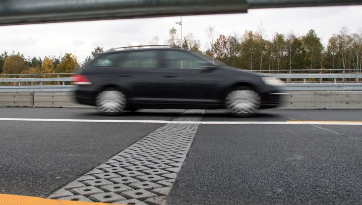 Sensoren in Brücken: Schlaue Technik, schlaue Brücke