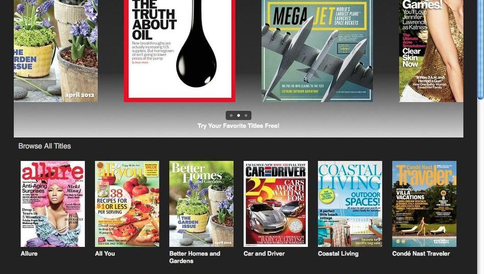 """Time"", ""Popular Mechanics"": Next Issue Media bietet 32 US-Magazine im Flatrate-Abo"