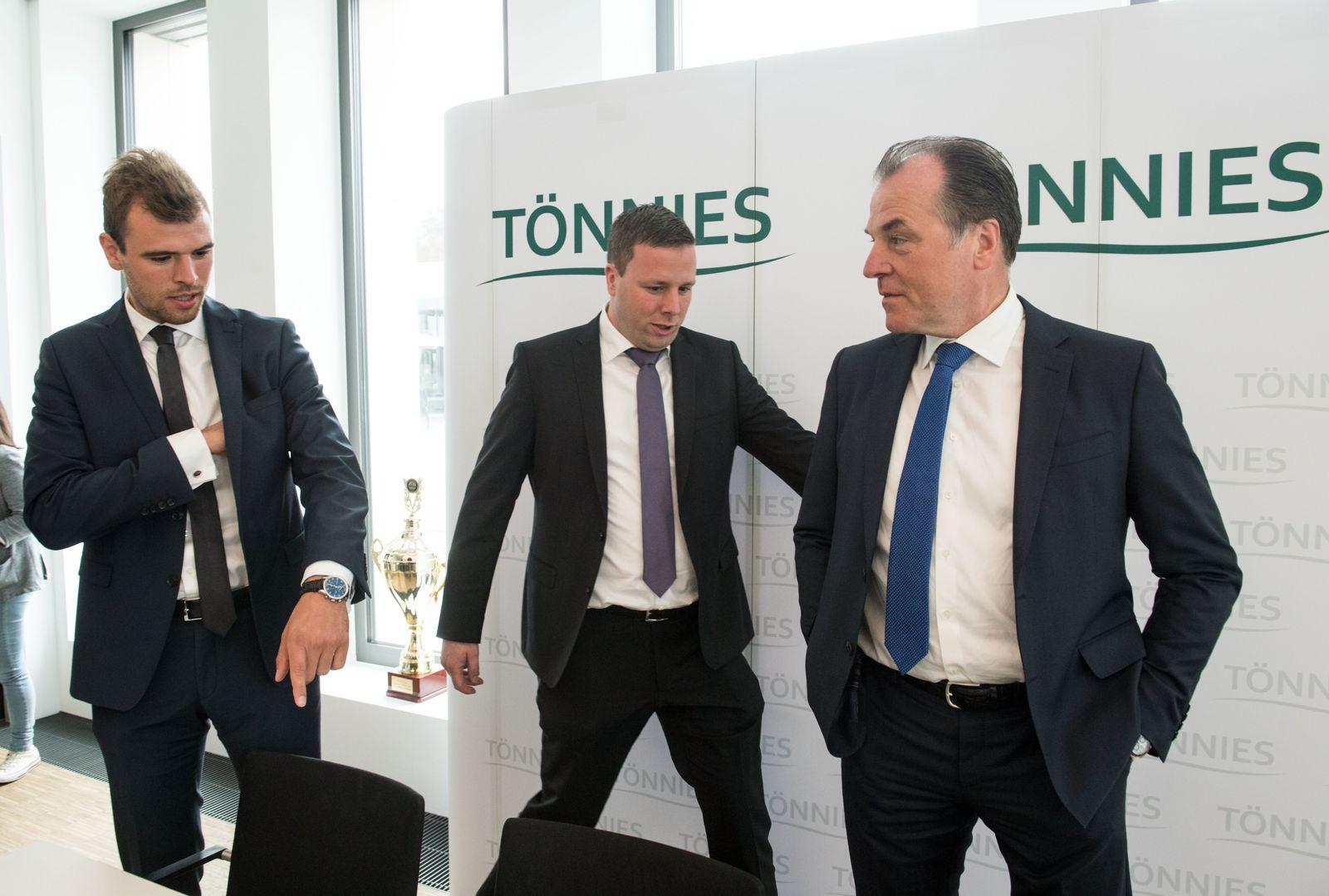 Robert und Clemens Tönnies