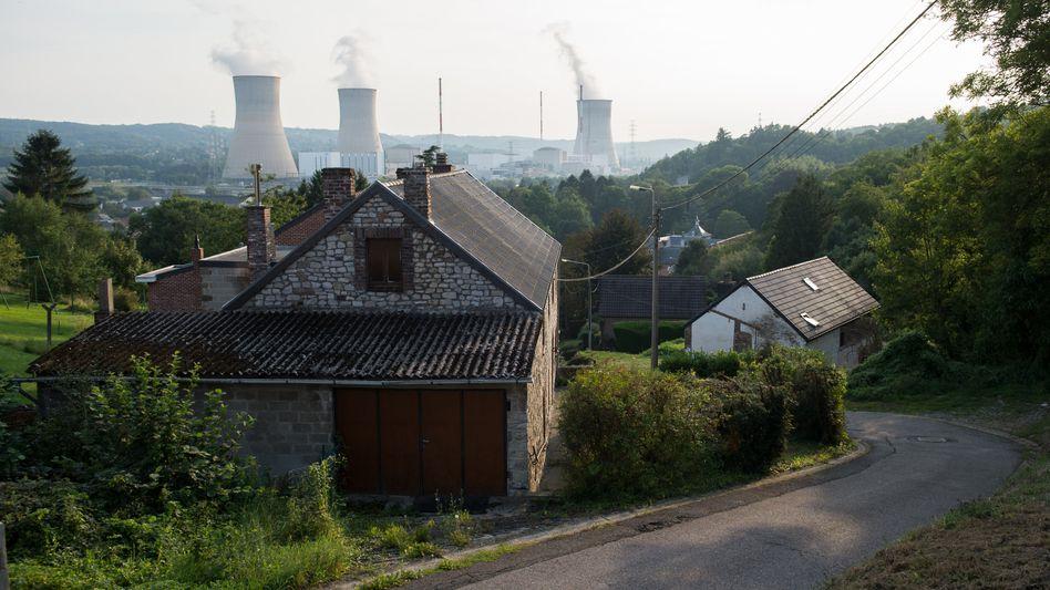 Kernkraftwerk in Tihange