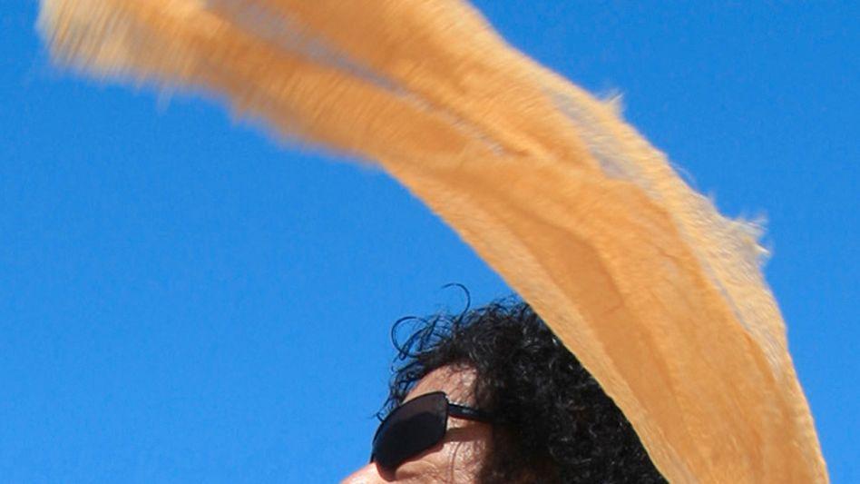 Libya at the crossroads: Uncertain outlook for dictator Moammar Gadhafi.