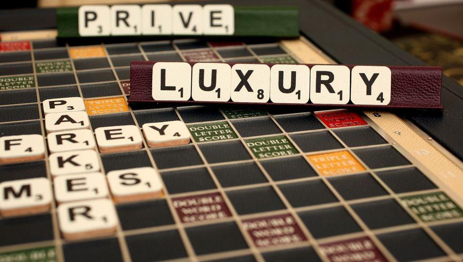 """Scrabble-Spielbrett: """"Das ist kein Wort"""", fand der Lehrer"""