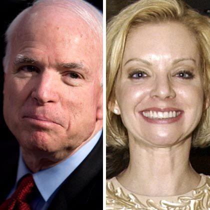 McCain und Iseman: Enge Beziehung?