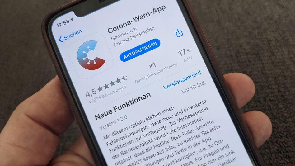 Mit dem Update auf Version 1.3. wurden Fehler in der App behoben, nun sollen neue Funktionen folgen