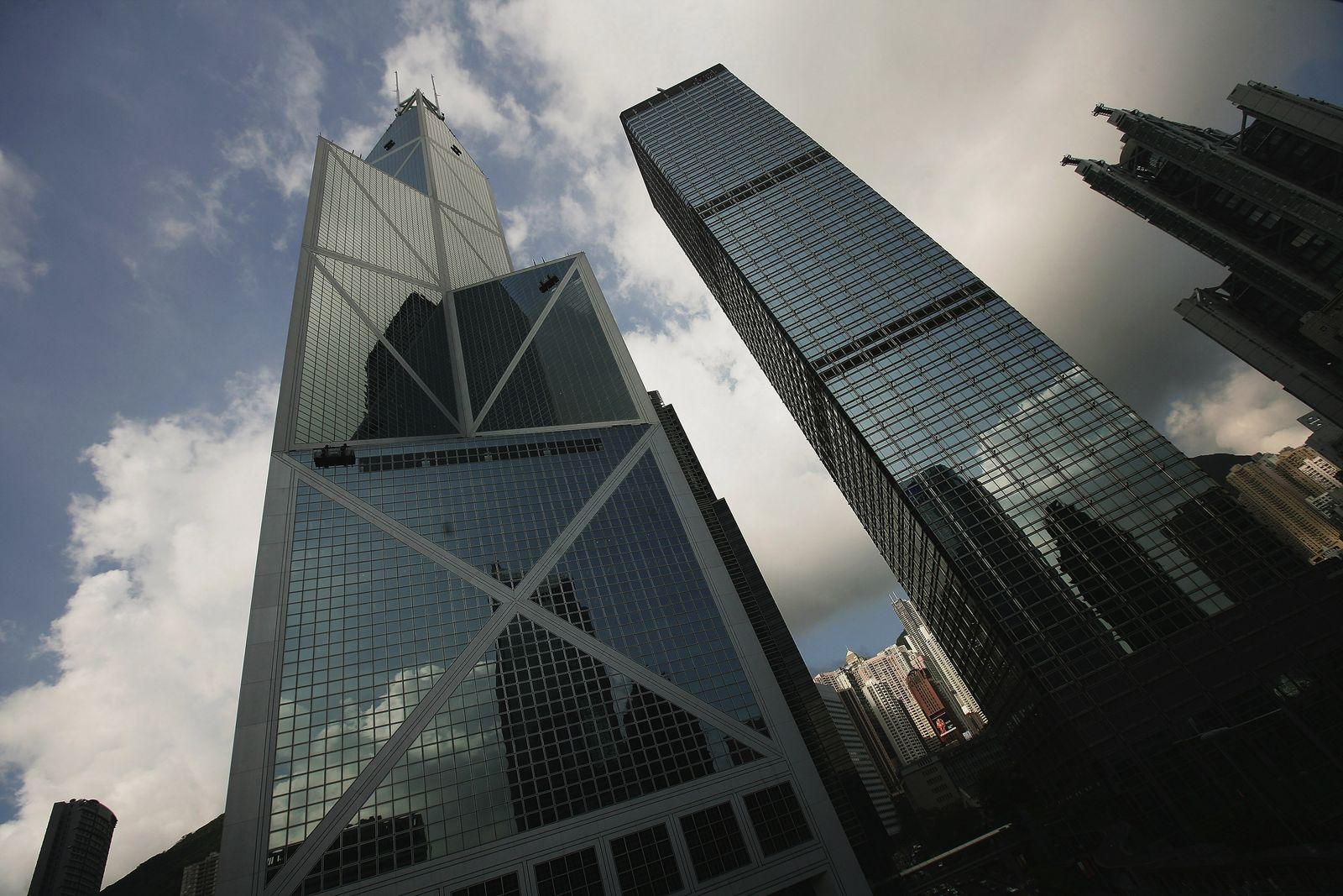 Bank Of China/ Hong Kong