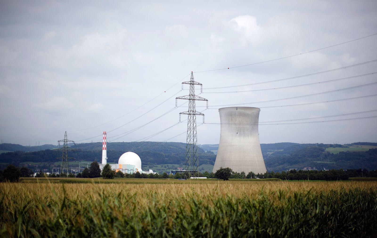 Atomkraftwerk / Schweiz