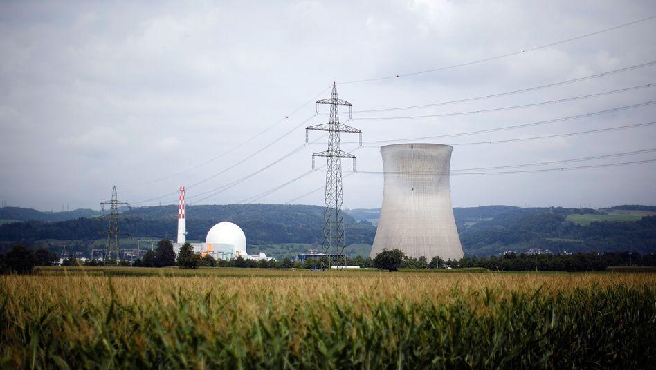 Schweizer AKW Leibstadt: Der beste Beitrag zum Klimaschutz?