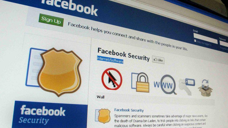 Facebook: Die Firma speichert auf Rechnern von Nicht-Mitgliedern Identifikations-Dateien