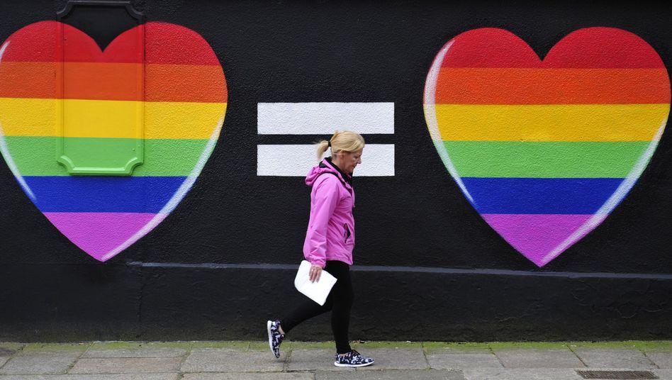 Werbung für die Homo-Ehe (in Irland): Berliner CDU sagt Nein