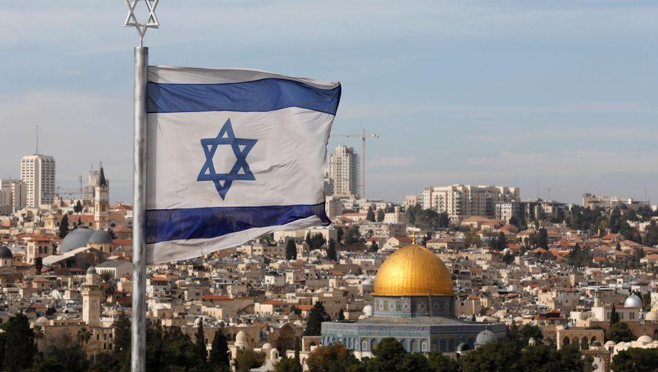 Ankündigung aus dem Weißen Haus: Trump wirdJerusalem als Hauptstadt Israels anerkennen