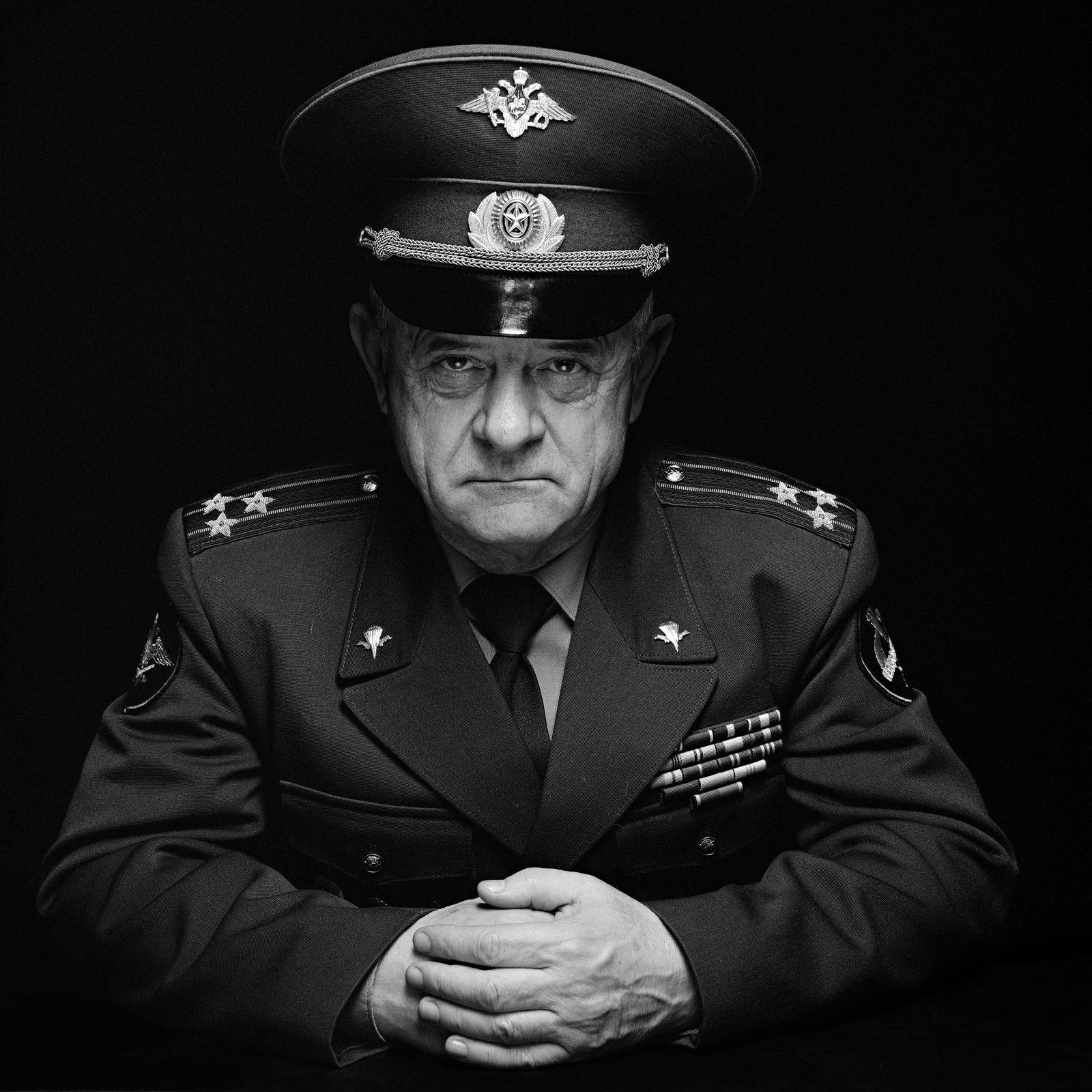 EINMALIGE VERWENDUNG Speznas / Wladimir Kwatschkow