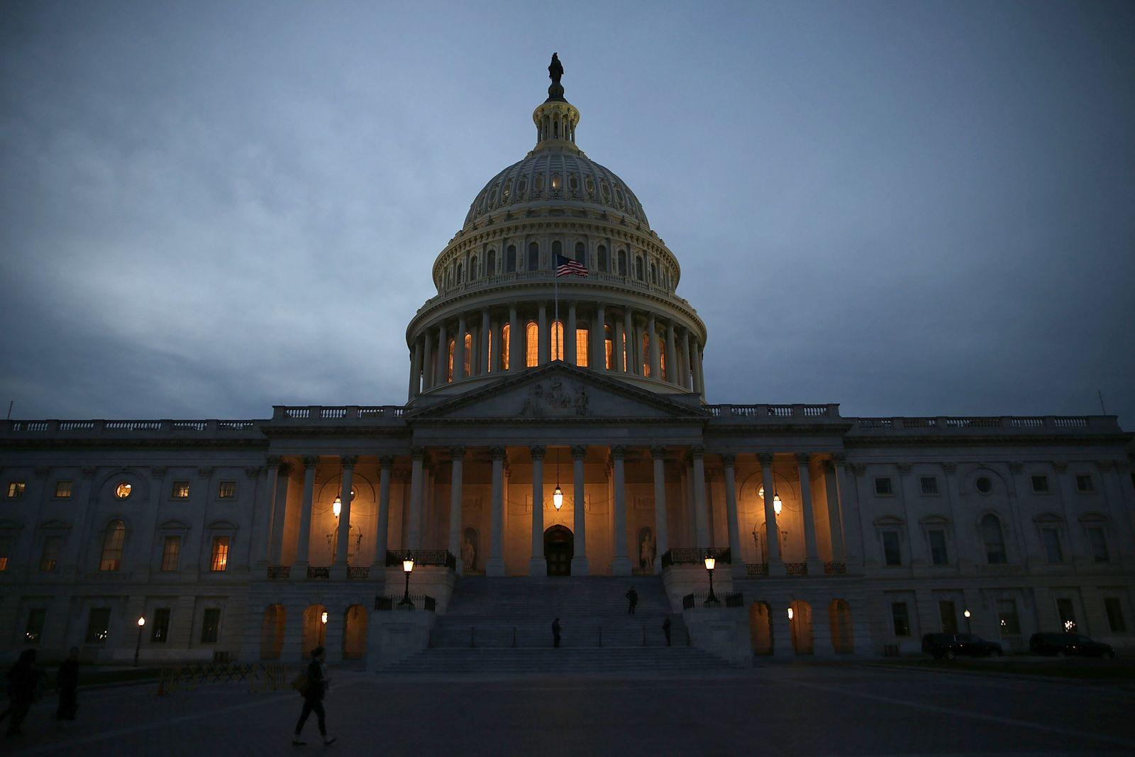 WASHINGTON/ U.S. Captiol