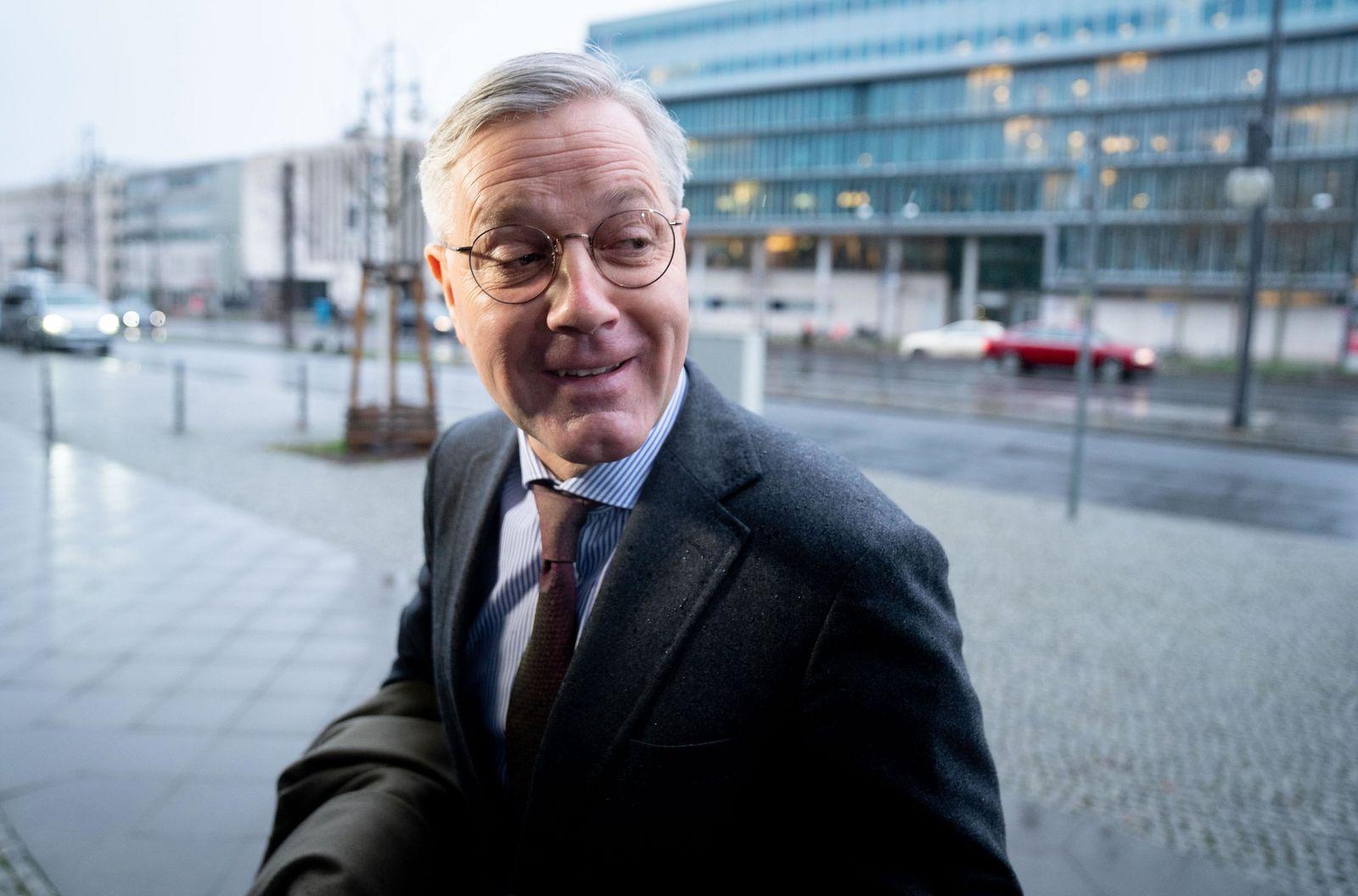 Norbert Röttgen an der CDU-Zentrale
