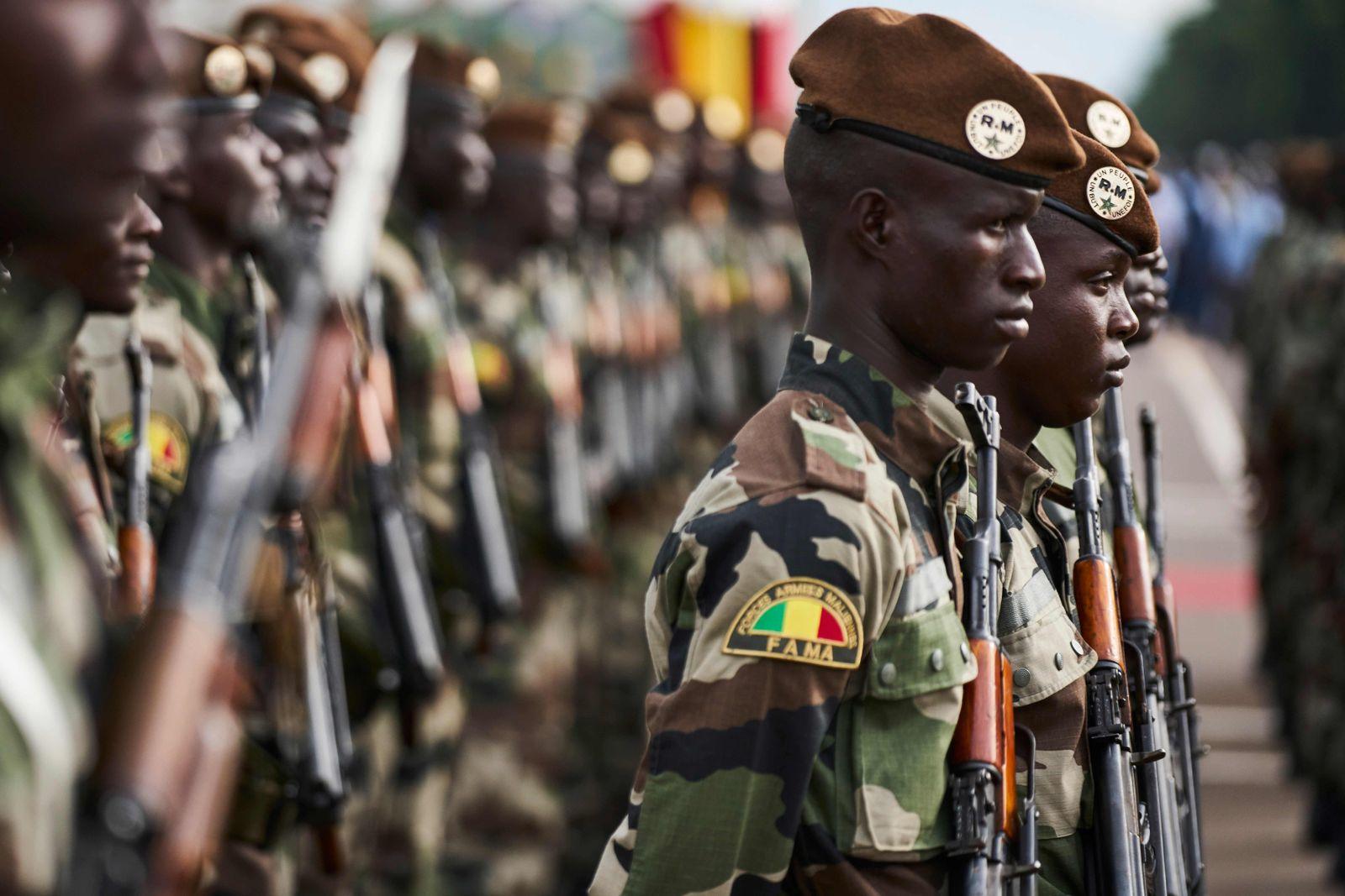 Mali / Soldaten