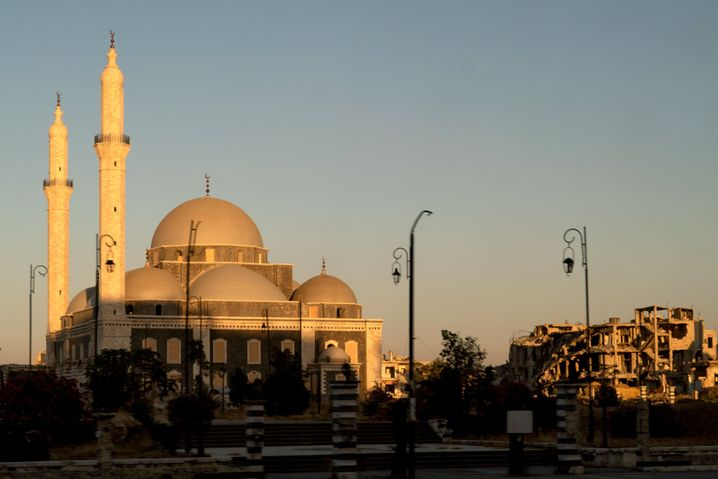 Chalid-Ibn-al-Walid-Moschee in Homs