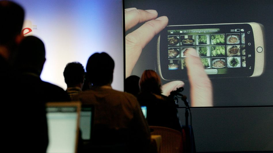 Google-Handy Nexus One: Mega-Trend mobiles Internet