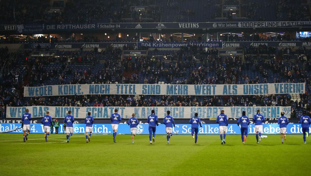 Schalkes Remis gegen Hannover: Ein Schuss, ein Tor, der Pjanca