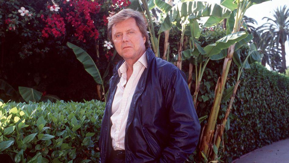 Edd Byrnes (abgelichtet 1993, in Kalifornien) ist tot