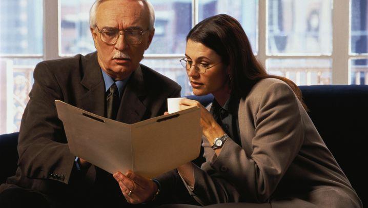 Gehälter vergleichen: Spitzenverdiener und Billiglöhner