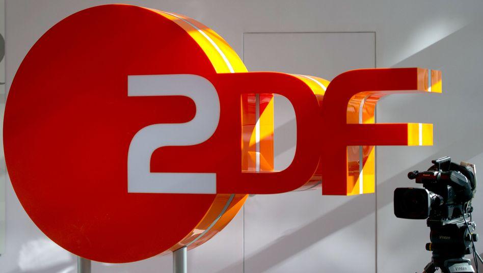 ZDF-Logo: Juristischer Erfolg gegen die NPD