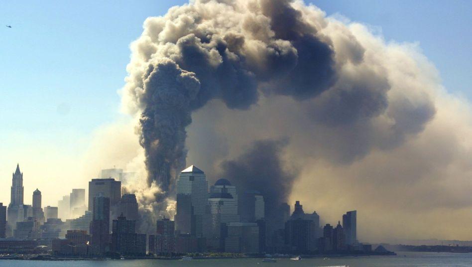 Anschläge auf das World Trade Center am 11. September 2001: Richter verlangt Entschädigung von Iran