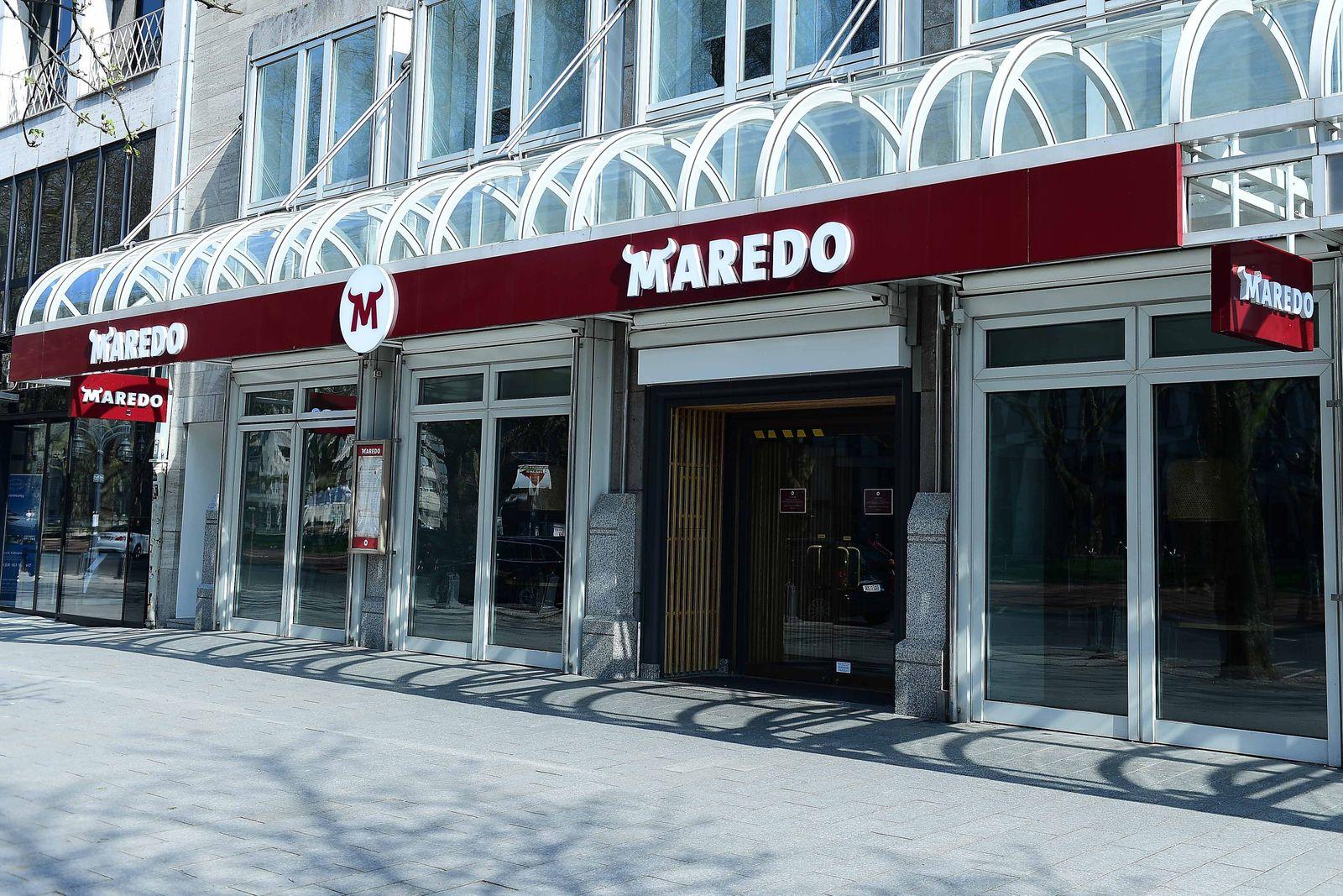 Steakhaus-Kette Maredo insolvent Die Steakhaus-Kette hat Insolvenz beim zust‰ndigen Amtsgericht D¸sseldorf angemeldet.