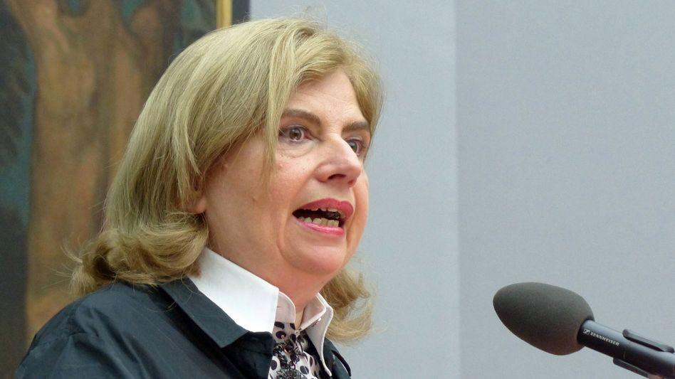 """Sibylle Lewitscharoff: """"Von den Grundideen rücke ich nicht ab"""""""