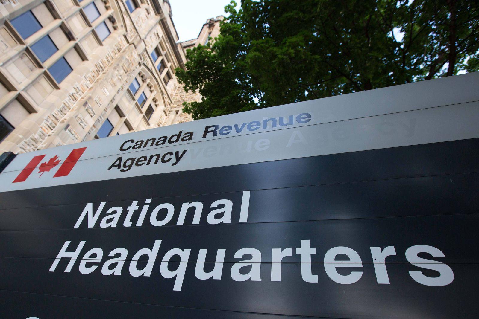 July 4 2016 Ottawa Ontario Canada Canada Revenue Agency s national headquarters in Ottawa On
