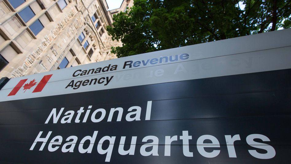 Unbekannte hatten Zugriff auf Tausende Nutzerkonten der kanadischen Steuerbehörde