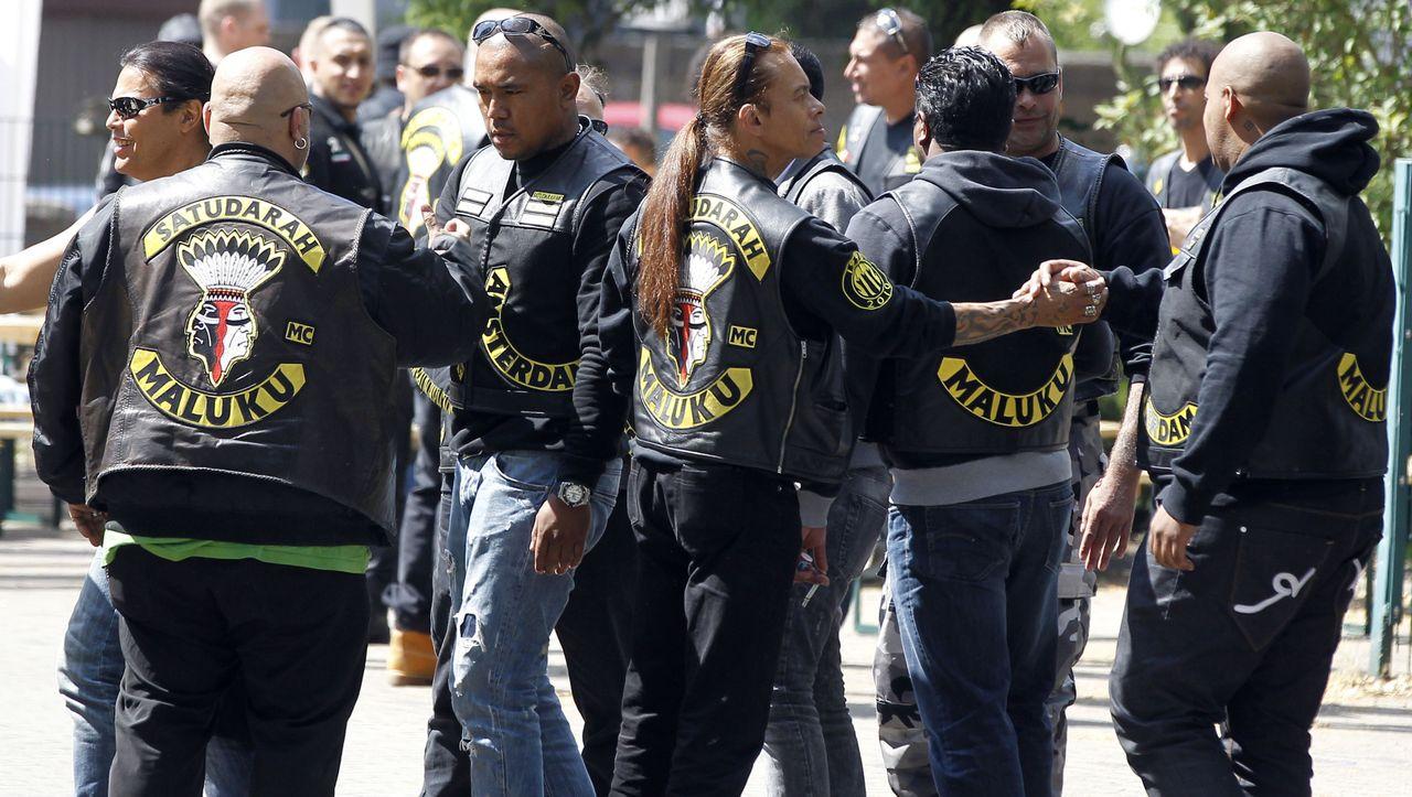 Rocker-Fehde in Duisburg: Hells Angels und Satudarah
