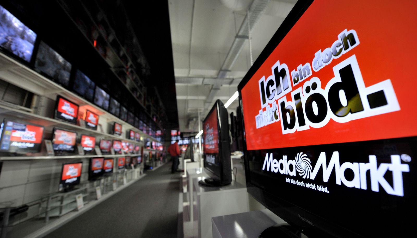NICHT VERWENDEN Media Markt