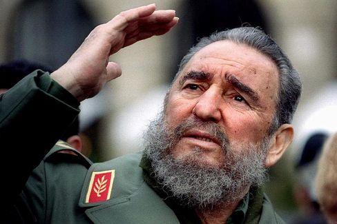 """Fidel Castro: Bereit zu Treffen """"jederzeit an jedem Ort"""""""