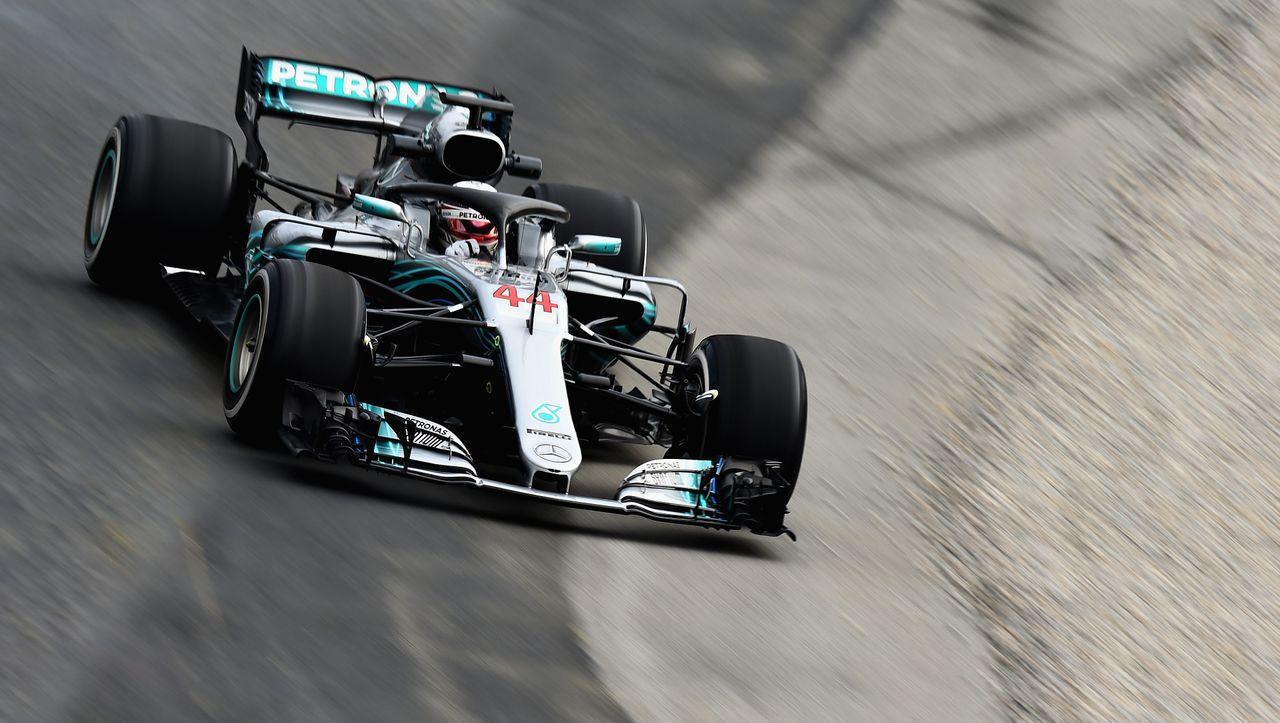 Hamilton Formel 1