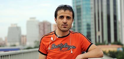 "Halil Ibrahim Dincdag in Istanbul: ""Is homosexuality an illness? I haven't committed any crime."""""