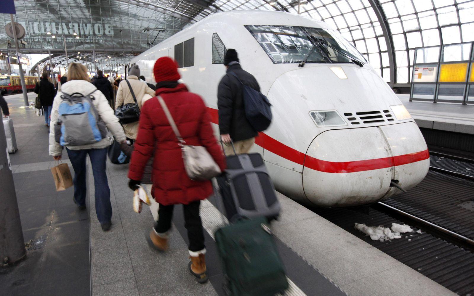 Bahn/ ICE