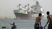 Gefangen im Suezkanal – für acht Jahre
