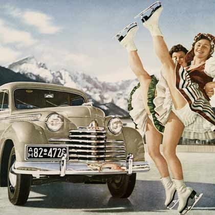 Cheerleading for Opel: Not just a nostalgic car brand.
