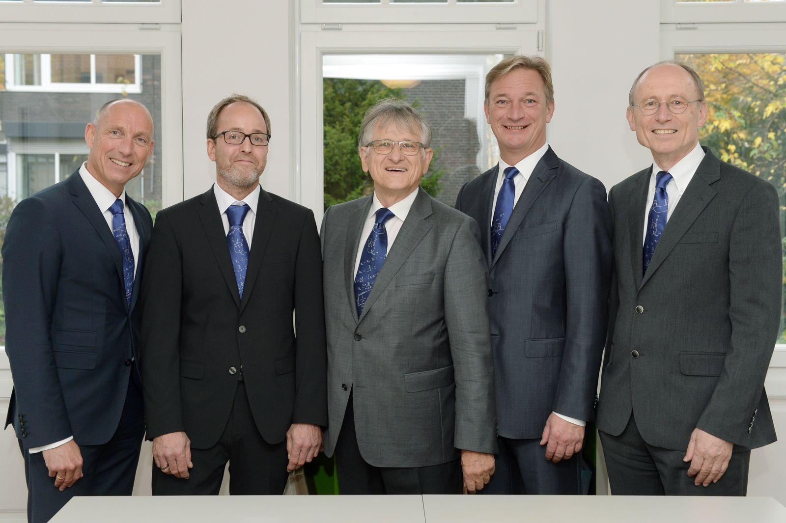 EINMALIGE VERWENDUNG Preisverleihung / Klaus-von-Klitzing-Preis