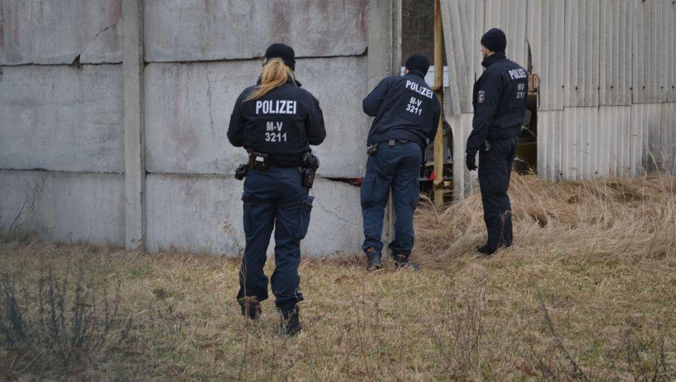 Razzia in Löcknitz: Staatsschützer stellten Munition sicher